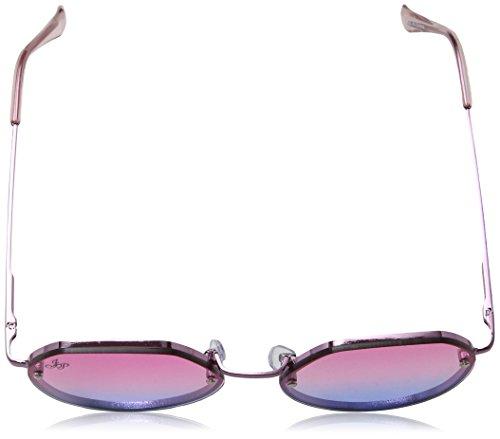 Unisex Blue Jeepers Rosa Gafas Adulto Sol JP18147 de Peepers Pink 55 zrrxq6fwX