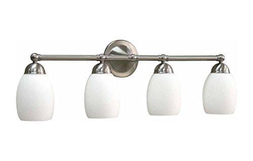 Volume Lighting V2334-33 Sussex 4-Light Bath Bracket