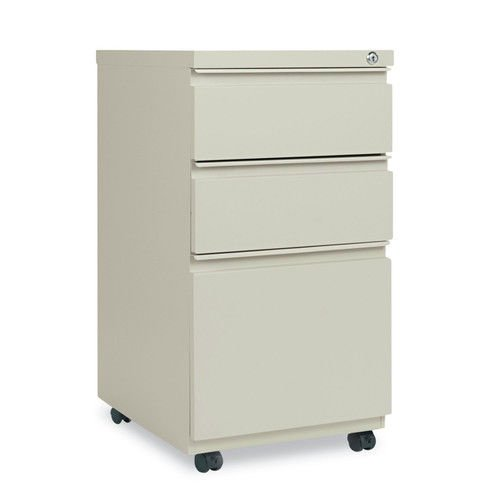ALEPB532819PY - Best Three-Drawer Mobile Pedestal File W/ Full-Length Pull Alera DOBA-ALEPB532819PY