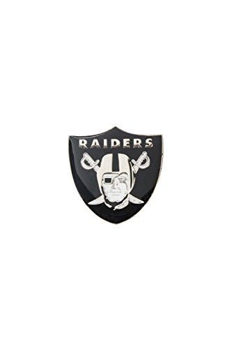 (NFL Oakland Raiders Logo Pin )