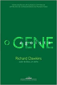 O gene egoísta - 9788535911299 - Livros na Amazon Brasil