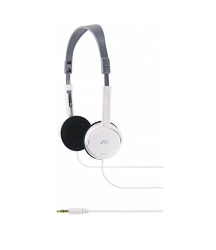 - JVC HA-L50W WHITE Foldable Lightweight Stylish Headphones HAL50
