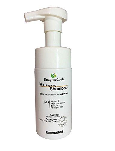 Enzyme Club Mild Foaming Shampoo 3.38 oz