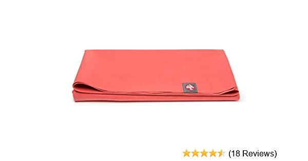 Manduka eKO SuperLite Travel Yoga and Pilates Mat, Arise, 1.5mm, 68