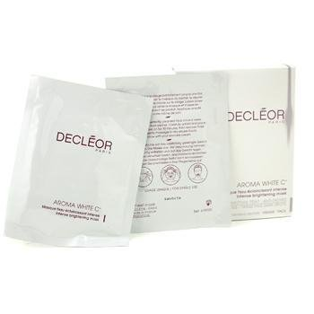 Mask White Decleor (Decleor Aroma White C+ Intense Brightening Mask, 5 sachets)