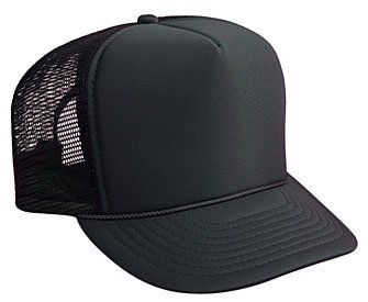 Amazon.com  Professional Style Polyester Foam Front High Crown Golf ... c75d56ef461