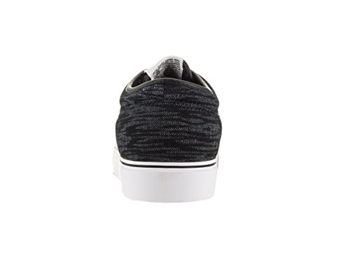 Nike Mens Toki Low Txt Prm Scarpe Da Skate Nero Squalo