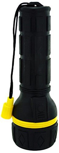 bulk buys Rubber Flashlight Counter Top Display