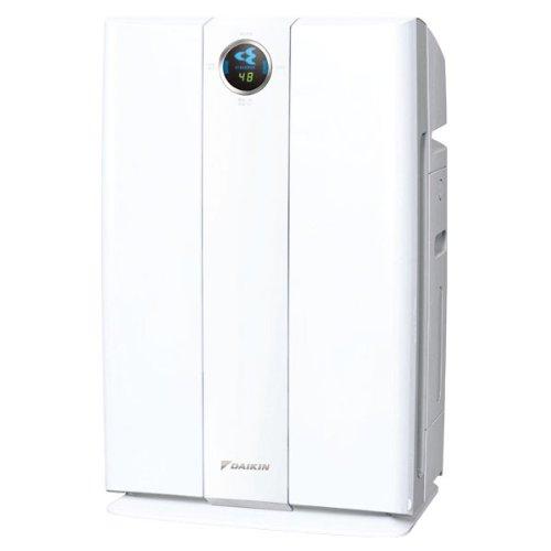 DAIKIN Air purifier humidifier 「Moisture Light Kurieru」 White TCK70M-W