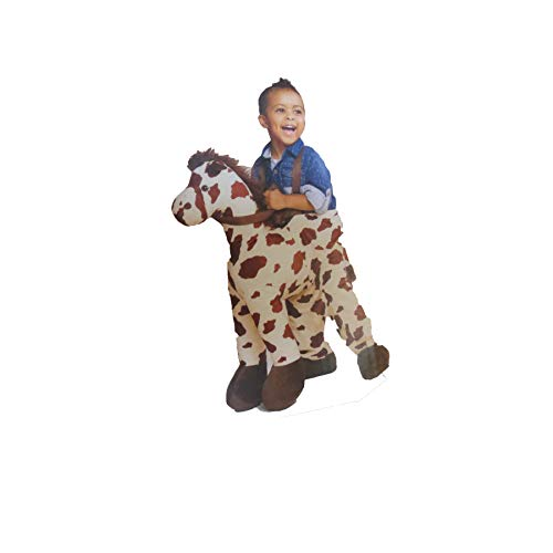 target Hyde & Eek Toddler Pony Halloween Costume One Size 18 Months+ ()