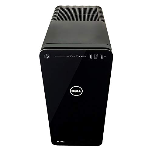 Dell XPS 8930 Tower Desktop - 8th Gen Intel Core i7-8700 6-Core up to 4.6 GHz, 32GB DDR4 Memory, 2TB SSD + 3TB SATA Hard Drive, Nvidia GeForce GTX 1070 8GB, No Optical Drive, Windows 10 Pro (64-bit)