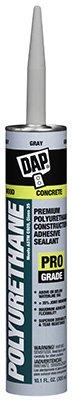 Dap 18814 Concrete Gray Door Window & Siding Sealant by DAP
