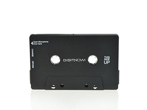 DigitNow! M102 Cassette Adapter Bluetooth Music Receiver for Cassette Decks(Bluetooth Adapter)