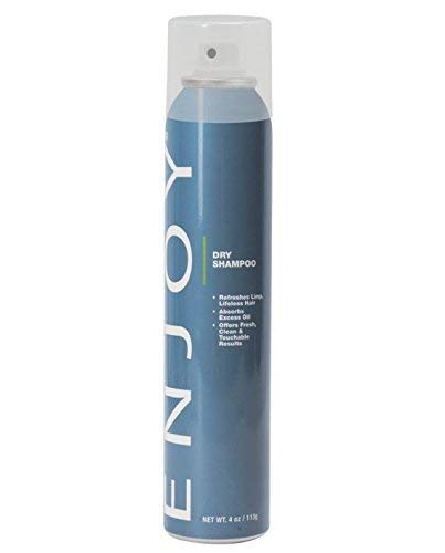 Enjoy Volumizing Dry Shampoo Spray, 4 oz