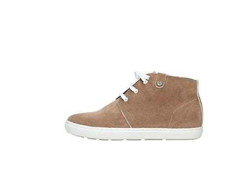 À Light Bottes 09460 Wolky Brown Suede Confort nbsp;columbia 40620 Lacets 0gqwt5w