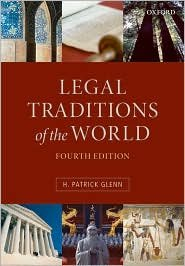 Read Online Legal Traditions of the World 4th (forth) edition Text Only ebook