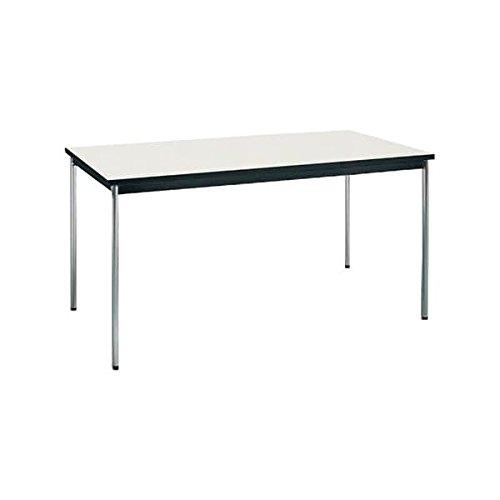 コクヨ(KOKUYO) ミーティングテーブル 長方形 W1200×D750×H700mm BT-412 ナチュラルグレー B07652ZN5K ナチュラルグレー ナチュラルグレー