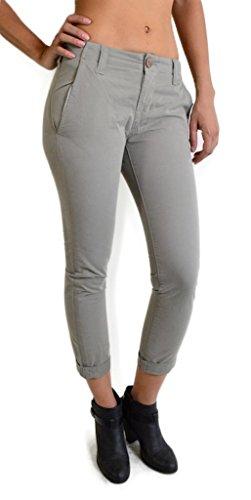 J Brand Low Rise Capri Jeans - 2