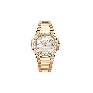 Best Epic Trends 310W740LTzL._SS300_ Patek Philippe 18kt Rose Gold Diamond Ladies Watch 7010-1R-011