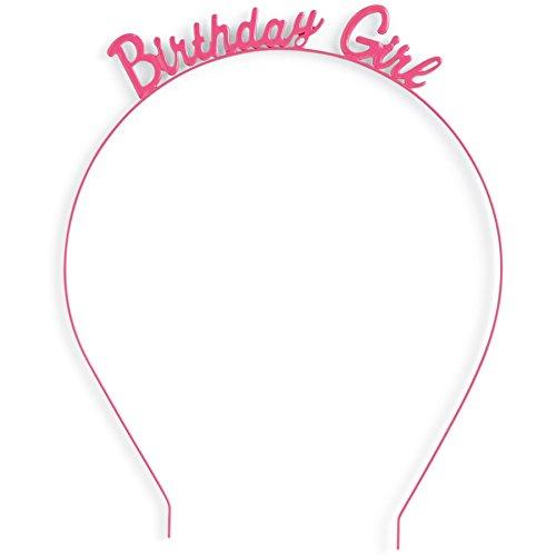 Mud Pie Birthday Girl Headband