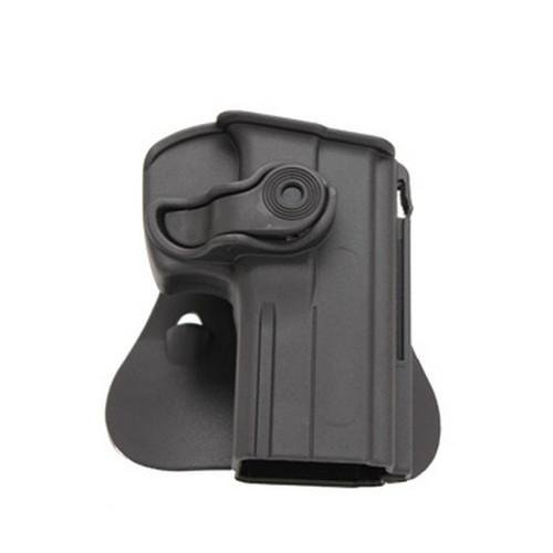 SigTac Retention 24/7/40 Smith and Wesson Roto Paddle Holster, 9mm, Black, Right