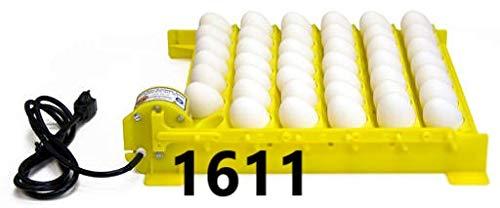G.Q.F. Manufacturing 1602N Hova-Bator Incubator (Optional Egg Turner) (1611 Automatic Egg Turner w/ 6 Universal Egg Racks)