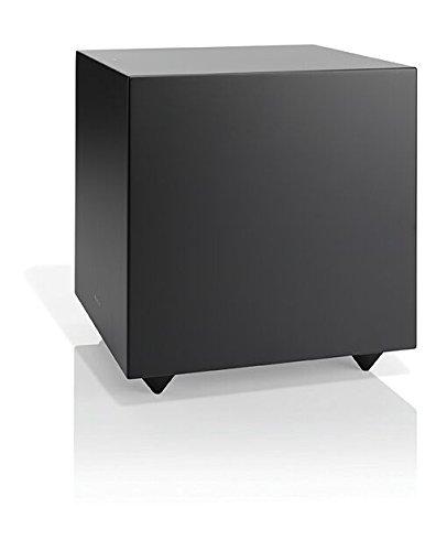 Audio Pro Addon SUB 8″ actieve basreflex subwoofer (LFE + RCA, 150W) zwart