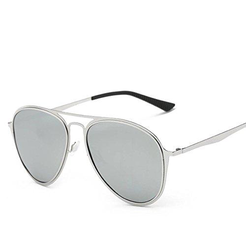 soleil Lunettes Femmes Lunettes de Lunettes cadre Protection lunettes UV400 polarisants Coolsir unisexe de conduite en 7 Hommes alliage 08Eqw7