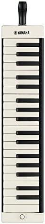 야마하 37 키 피아 (블랙) 성인 피아 P-37EBK / Yamaha 37 Key Pianica (Black) Adult Pianica P-37EBK