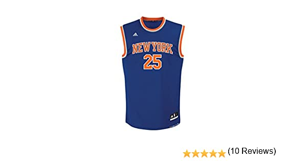 adidas INT Replica Jrsy Camiseta de Baloncesto New York Knicks ...