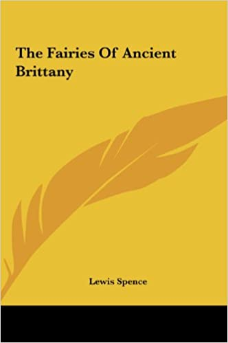 Book The Fairies of Ancient Brittany