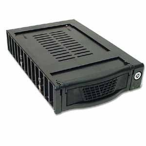 Genica IDE Mobile Rack Removable Rack W?fan (Black) ()