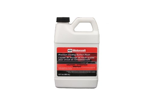 Genuine Ford Fluid VC-1 Premium Cooling System Flush - 22 oz. (Ford Cooling)