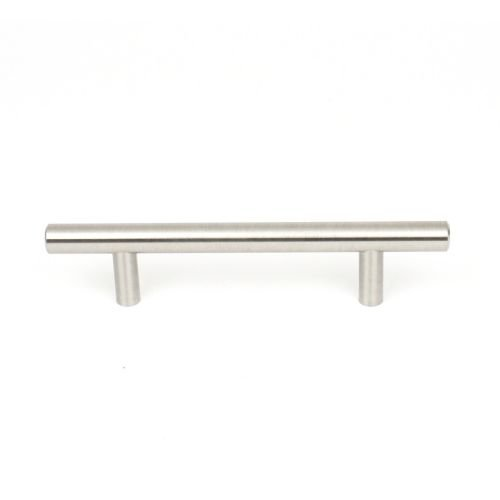 Century 07630 Builder's Choice Series 4 Inch Center to Center Bar Cabinet Pull, Satin Nickel