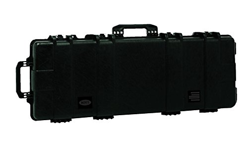 Boyt Harness Company Heavy Duty H51 Double Long Gun Case, 53.5