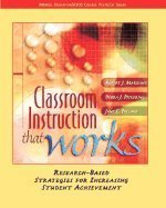 Read Online Classroom Instruction That Works : Research-Based Strategies for Increasing Student Achievement pdf