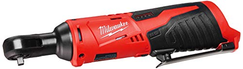 Milwaukee 2456-20 M12 1 4 Ratchet tool Only