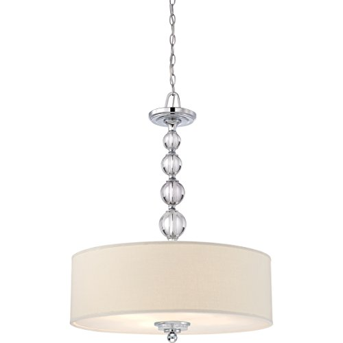 Quoizel Downtown Polished Chrome Pendant Light in Florida - 4