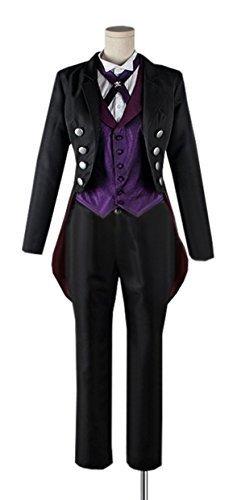 Amazon.com: dreamcosplay Anime Black Butler Sebastian ...
