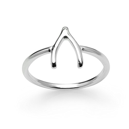 River Island Jewelry Sterling Wishbone