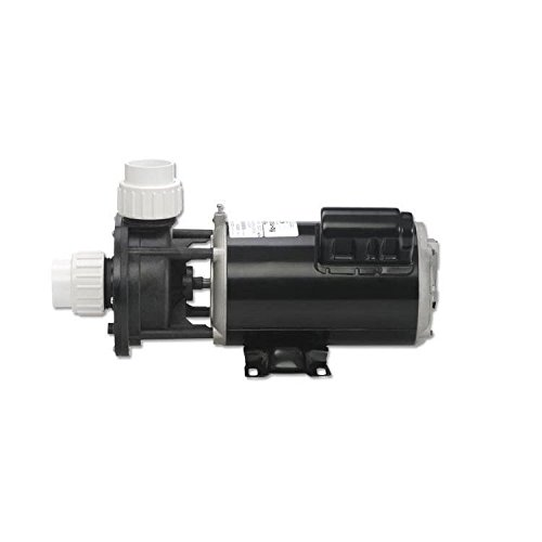 Gecko 026150051010 Aquaflo FMHP 1.5 HP 240V 2 Speed Center Discharge Pump by GECKO