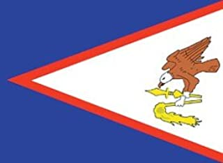product image for Valley Forge Flag 3-Foot by 5-Foot Nylon American Samoa Territorial Flag