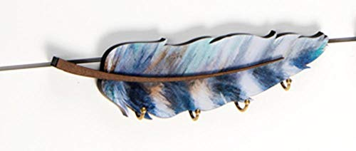 Porta chaves Feather - 03