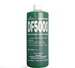 Df 5000 drain gel drain treatment 1 quart for Drummond cleaning products