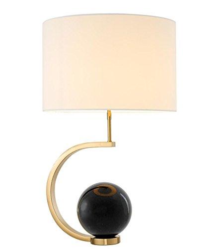 Casa Padrino Luxus Designer Tischleuchte 48 x H. 80 cm - Limited Edition B06ZZ273SJ   Merkwürdige Form