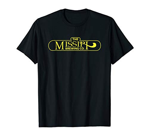 Missipi Brewing Co. Logo Tee
