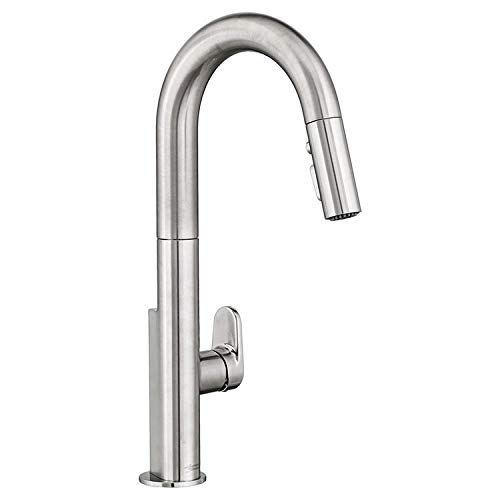 American Standard 4931300.075 Beale Single-Handle Pull Down Kitchen Faucet Stainless Steel