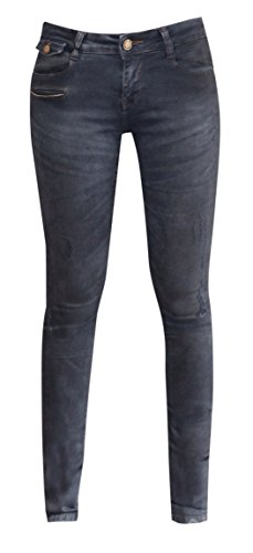 Blue W0065 W0065 Blue Zhrill Jeans Jeans Zhrill Femme Femme CtAq8