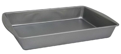 OvenStuff Nonstick Bake and Roasting Pan, Medium, 12.8