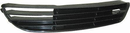 (96-02 AUDI A4 FRONT BUMPER GRILLE RH (PASSENGER SIDE), 4-cyl Models (1996 96 1997 97 1998 98 1999 99 2000 00 2001 01 2002 02) A109 8D0807346H3FZ )